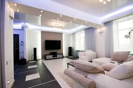 beautiful ceiling and led lighting