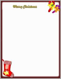 Free Christmas Stationery Templates Amazing 16 Holiday Stationery