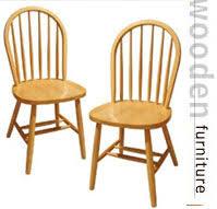 Wooden Kitchen Chair Styles