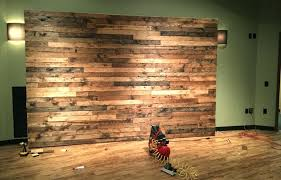 responses distress wood create faux pallet wall wallpaper