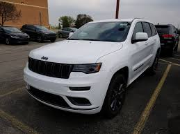Jeep: The New Design White 2019-2020 Jeep Grand Cherokee Front ...