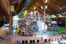 wilderness hotel golf resort nine of the best indoor water parks