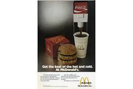 coca cola helped mcdonald s grow