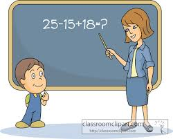 teacher helping student math clipart clipartxtras teacher helping student math clipart collection