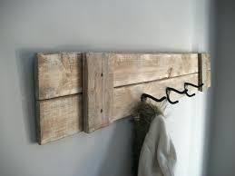 pallet coat hangers pallet coat rack with hooks pic bathroom modern wall mounted coat rack ideas to impress you