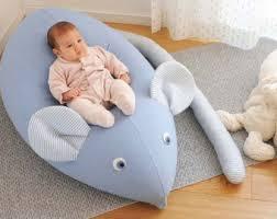 Kids furniture Baby bean bag pillow Nursery decor pillow