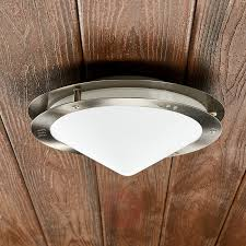 stainless steel outdoor ceiling light reneas 9972067 02