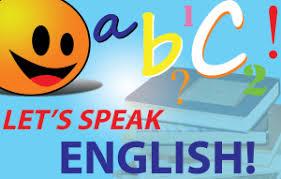 "Znalezione obrazy dla zapytania ""Let's speak English"""
