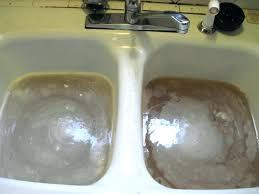 unclogging a bathroom sink clogged unclog bathroom sink drain baking soda vinegar