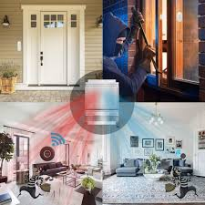 streamlining of home automation home security system