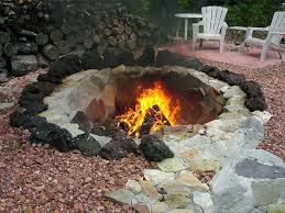building an inground fire pit ground fire pit design ideas in ground fire large pit diy