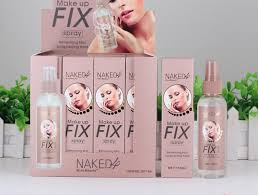 make up fix spray 4 by kiss beauty original reject