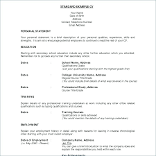 Standard Resume Format For Freshers Resume Samples For Freshers ...