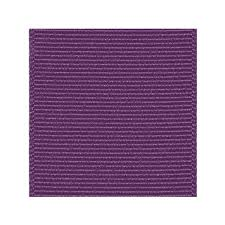 Offray Grosgrain Ribbon Color Chart Offray Grosgrain Ribbon 465 Purple Choose From 5 Widths