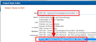 American Psychology Association Format Migrating In Text Refworks Citations In An Existing Document