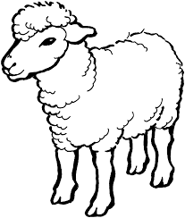 Small Picture sheep coloring page 02 Projects to Try Pinterest Adult