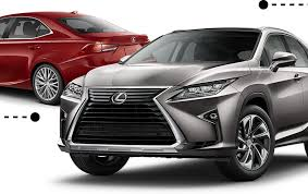 turn in your vehicle and purchase or lease a new lexus1