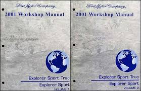 2001 ford explorer and sport trac wiring diagram manual original related items