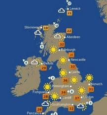 Image result for uk weather report
