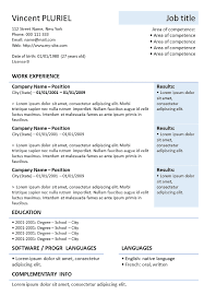 Resume In Powerpoint Free Resume Ppt Downloadable To Download