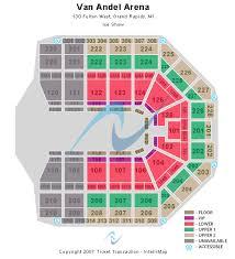 Cheap Van Andel Arena Tickets