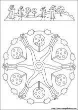 20 Mandala Da Colorare Estate Disegni Da Colorare