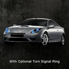 2000 2005 toyota celica colormorph halo headlight kit by led
