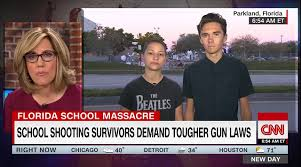 florida massacre survivors demand gun florida shooting survivor says blame trump not fbi for shooting