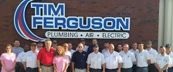 tim ferguson plumbing electric ac heating in memphis tn