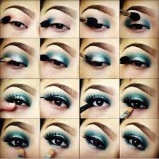 dramatic eye makeup tutorial pictures