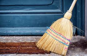 Image result for norway christmas traditions broom