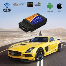 Reset Check Engine Light 2003 Ford Ranger Hotom Bdii Obd2 Elm327 Interface Wifi Wireless Car Auto Diagnostic Scanner Scan Tool Adapter Reader For Apple Iphone And Android