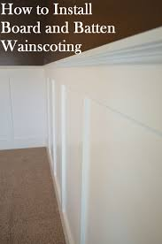 Lowes Wainscot Chair Rail