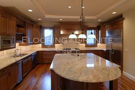 luxury kitchen with granite countertops louisville flooring granite and glass specialists