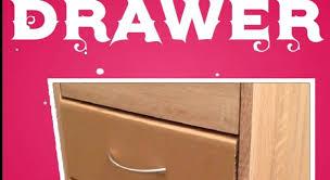 diy cardboard drawer turn cardboard into storage furniture