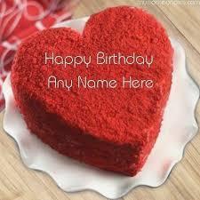 Online Bday Cake Name Editor Birthdaycakeformancf