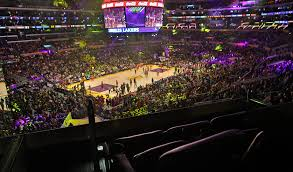 Clippers Seating Chart Premier Seats Tables Lounges Private Suites Staples Center