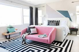 Pink Couches For Bedrooms Pink Tufted Sofa Couches For Bedrooms