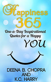 Happiness 40 OneaDay Inspirational Quotes For A Happy YOU The Impressive Happy Inspirational Quotes