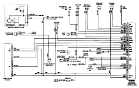 toyota corolla radio wiring schematic the wiring 1994 toyota pickup radio wiring diagram wire