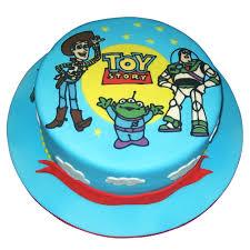 Toy Story Cake Childrens Birthday Cake