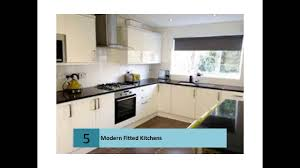 Modern Fitted Kitchen Ideas YouTube - Fitted kitchens
