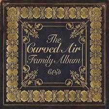 Photo Albulm Curved Air The Curved Air Family Album 2cd