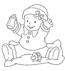 Baby Coloring Page Boss Baby Coloring Pages To Printable Baby Jesus