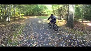 Chicopee Memorial State Park Bike Ride - YouTube
