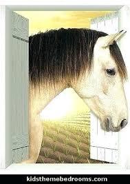 Girl Horse Bedroom Ideas