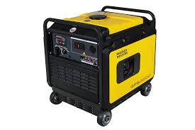Wacker Neuson GPSi 3200 convenient portable inverter generator ...