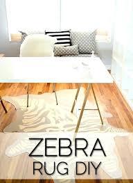faux animal hide rugs faux animal rug faux zebra rug fake zebra hide rug furniture ers
