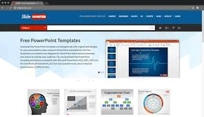 Slidehunter Com Free Powerpoint Templates For Business