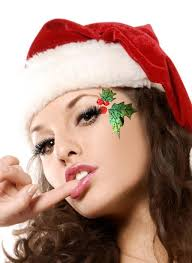 this y women s costume makeup is perfect to plete your santa or y elf fancy dress